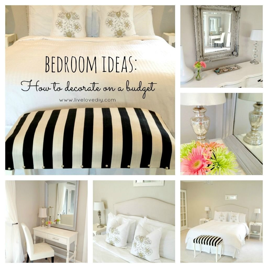 Best Livelovediy Master Bedroom Updates Things I Like Diy With Pictures
