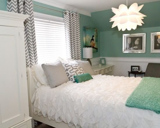 Best This A Cute Gray And Mint Green Bedroom I Personally Think With Pictures