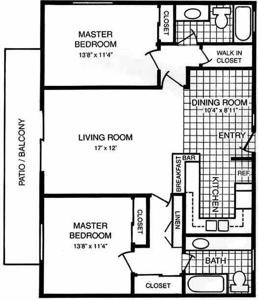 Best Floor Plans With 2 Masters Casa De Sol Dual Master Suite With Pictures