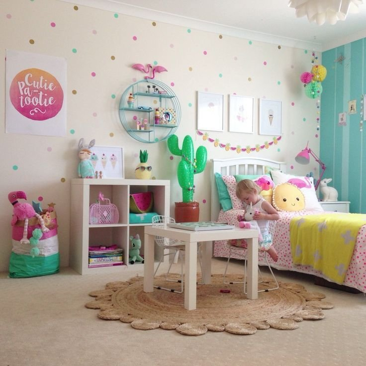 Best 34 Girls Room Decor Ideas To Change The Feel Of The Room With Pictures