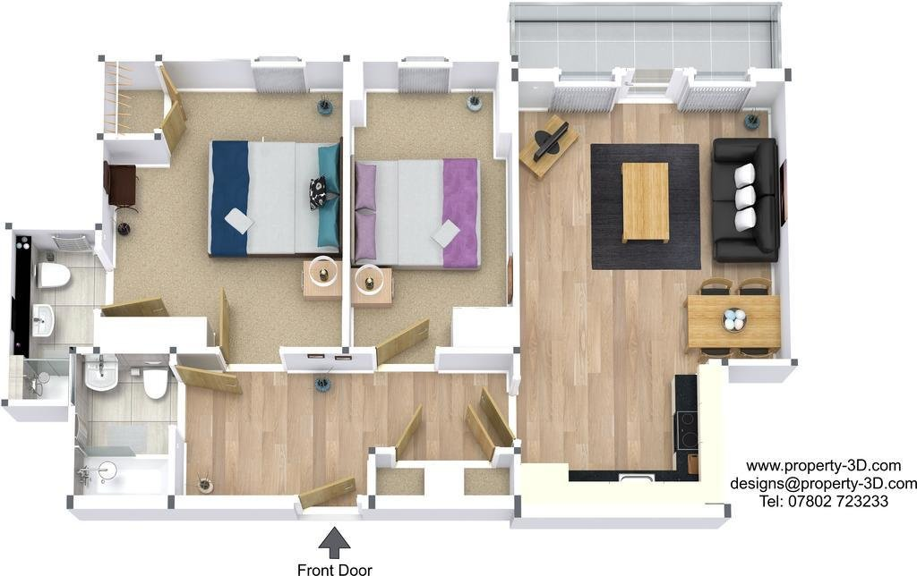 Best Central Slough Large 2 Bedroom 2 Bathroom Apartment With Pictures