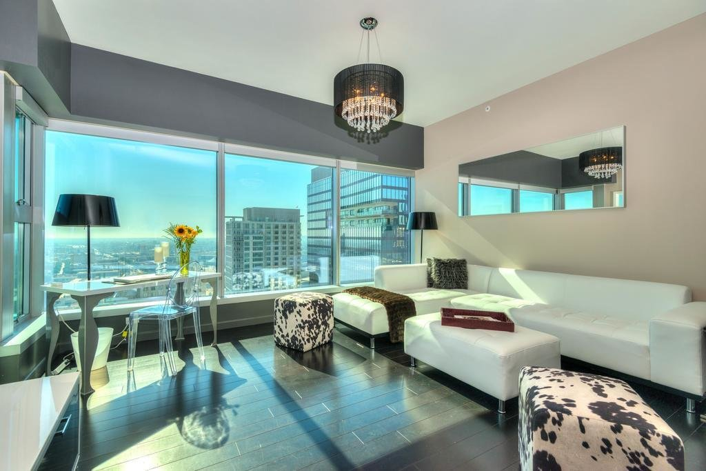 Best Apartment Downtown La 1 Bedroom With Views Los Angeles Ca Booking Com With Pictures