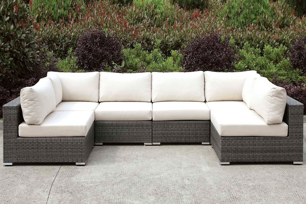 Best Somani Outdoor Modular Sectional Outdoor Seating With Pictures