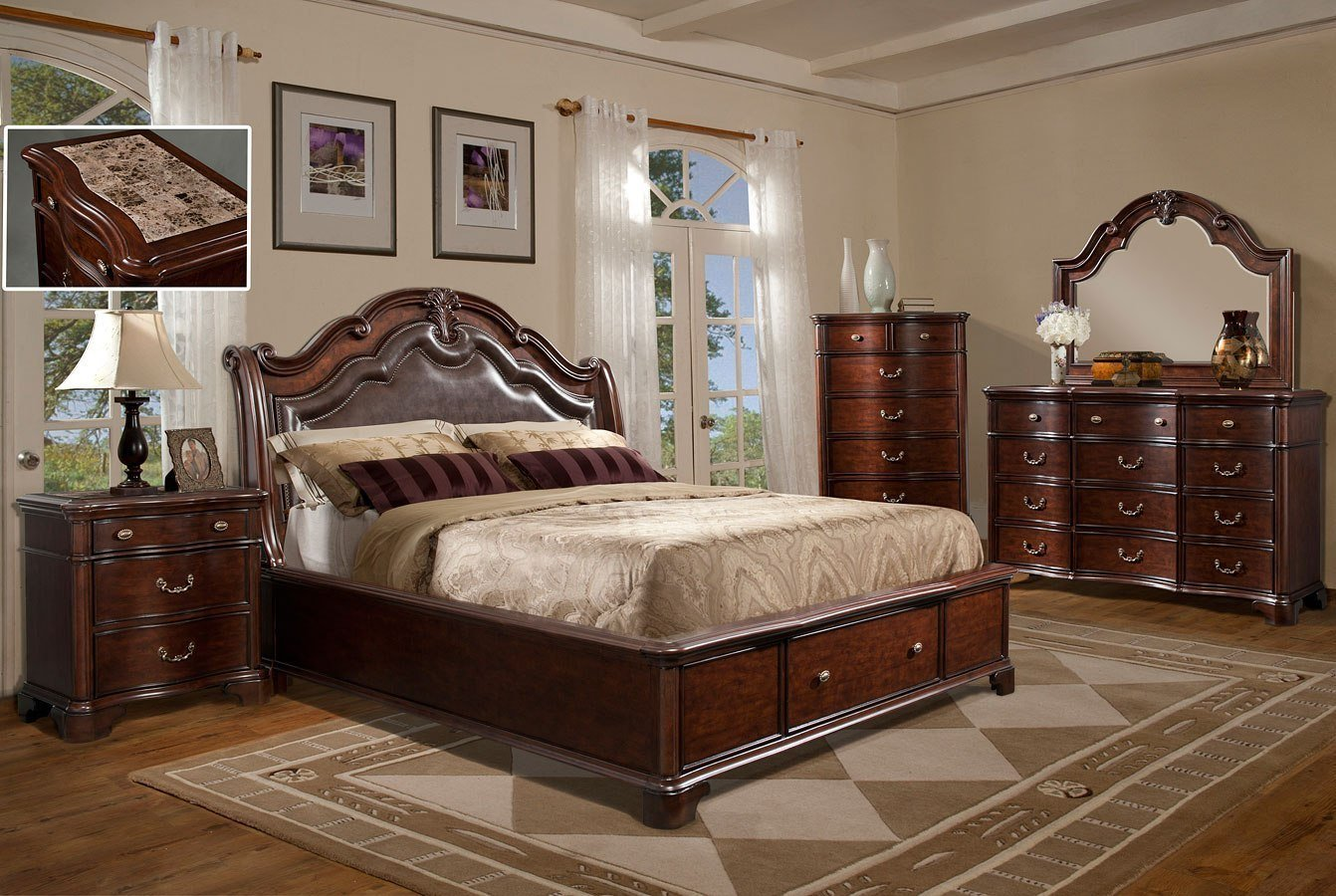Best Tabasco Storage Bedroom Set Elements Furniture Furniture With Pictures