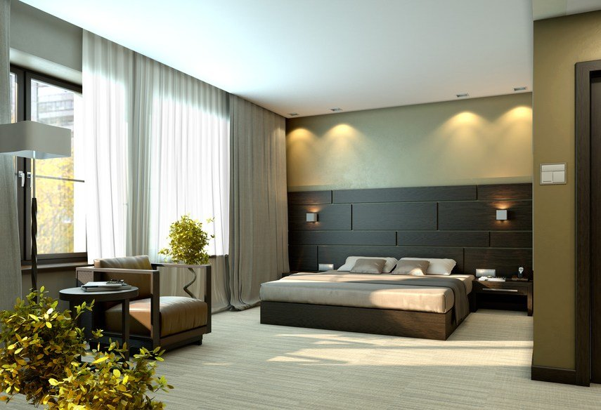 Best Wow 101 Sleek Modern Master Bedroom Ideas 2019 Photos With Pictures