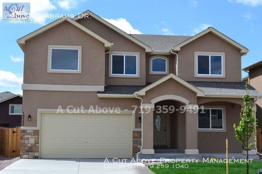 Best Colorado Springs Houses For Rent In Colorado Springs With Pictures