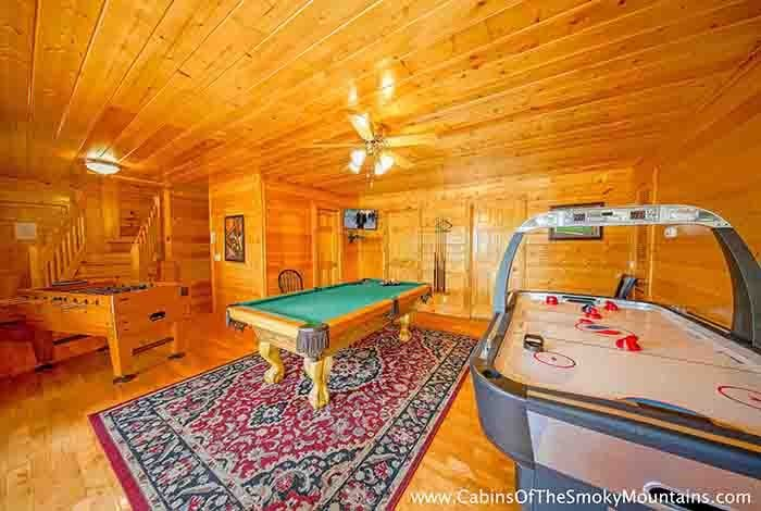 Best Large 8 12 Br Cabins In Gatlinburg Pigeon Forge Tn With Pictures