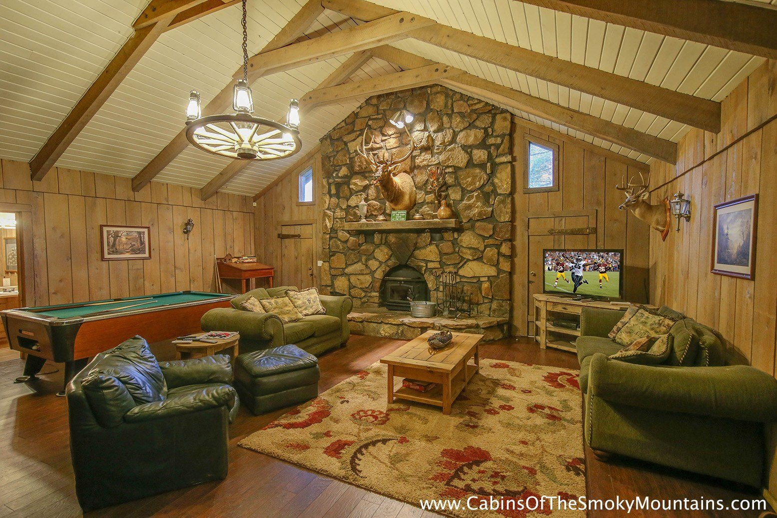 Best 5 7 Bedroom Cabins In Gatlinburg Pigeon Forge Tn With Pictures