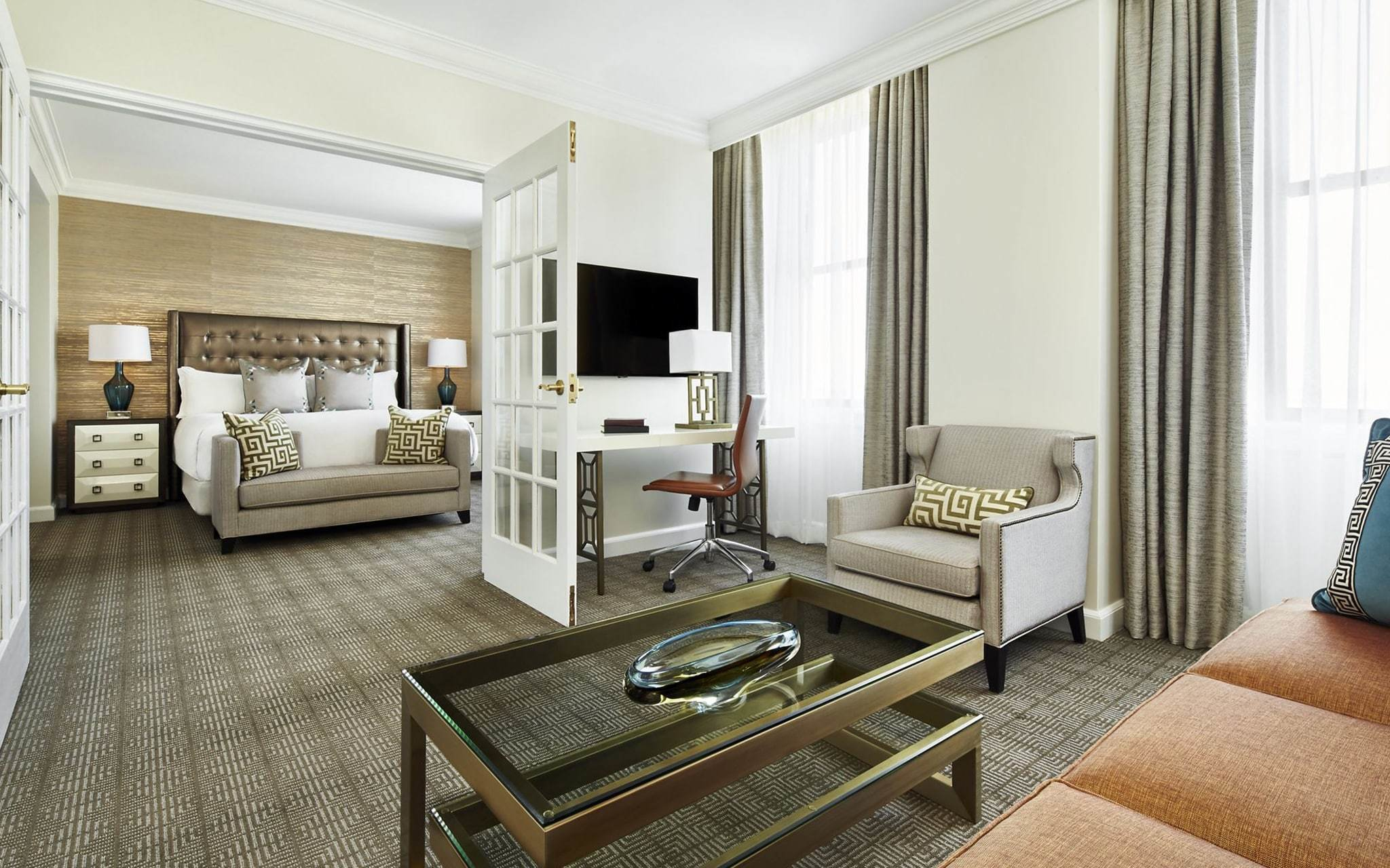 Best The Ritz Carlton Philadelphia Hotel Review Pennsylvania Travel With Pictures