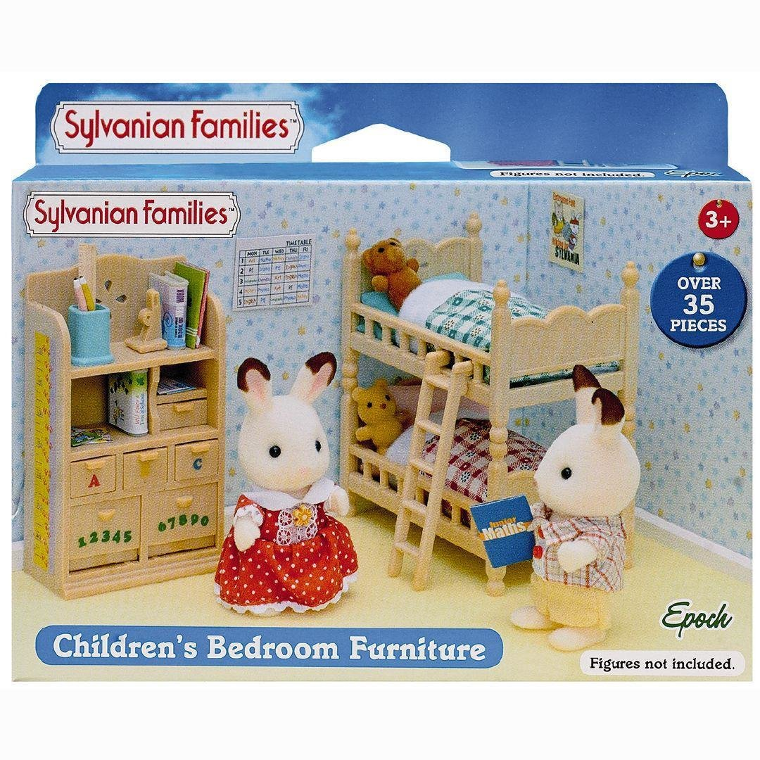 Best Sylvanian Families Childrens Bedroom Set The Warehouse With Pictures
