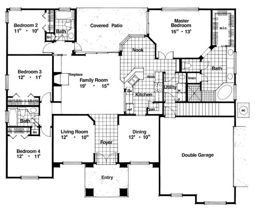 Best The Sterling Ii 4209 4 Bedrooms And 3 5 Baths The With Pictures