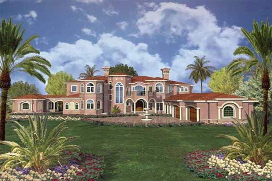 Best House Plan 107 1189 7 Bedroom 10433 Sq Ft Luxury With Pictures