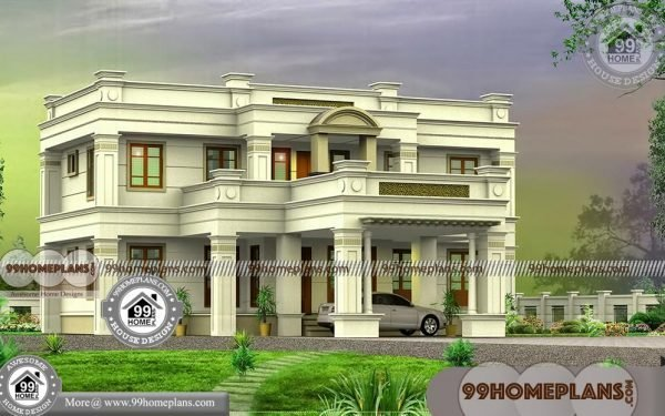 Best 4 Bedroom House Plans With Cost To Build With Latest Bungalow Designs With Pictures