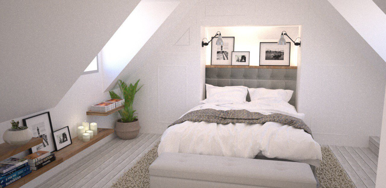 Best 20 Luxury Loft Bedroom Ideas To Enhance Your Home With Pictures