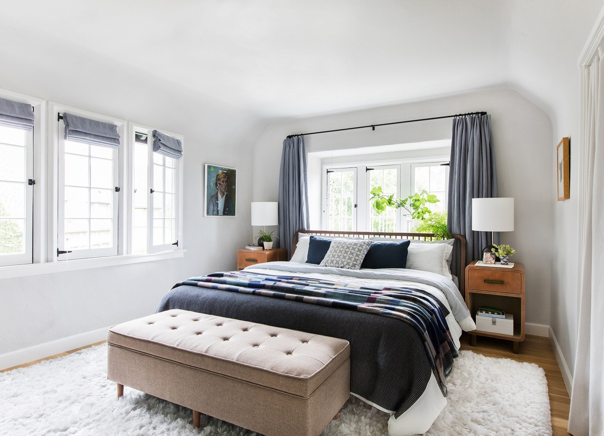 Best 19 Blissful Bedroom Colour Scheme Ideas The Luxpad With Pictures