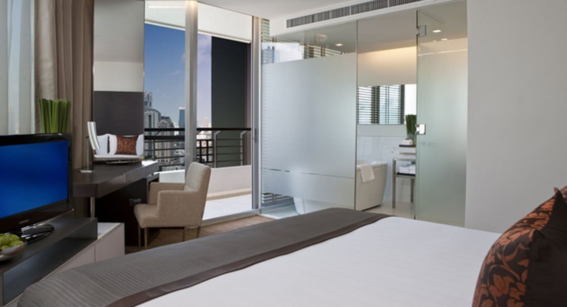 Best Bangkok Hotel Silom Road Skyline Two Bedroom Suite At With Pictures