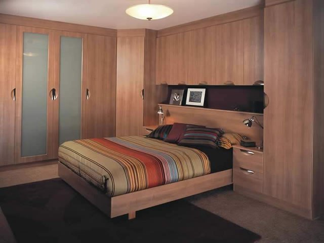 Best Ideal Fitted Bedroom Attach Wardrobe Design Ipc391 With Pictures