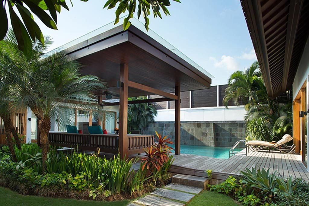Best Two Bedroom Royal Courtyard Villa The Samaya Seminyak With Pictures