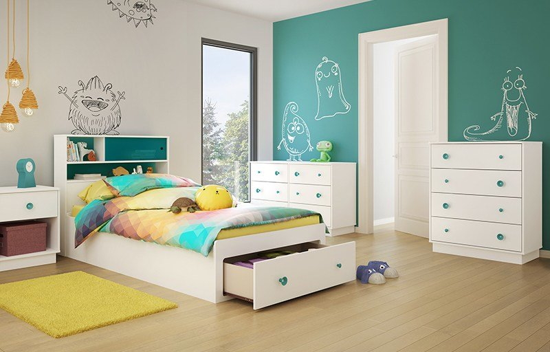 Best Tips On How To Decorate The Room For Your Daughter With Pictures