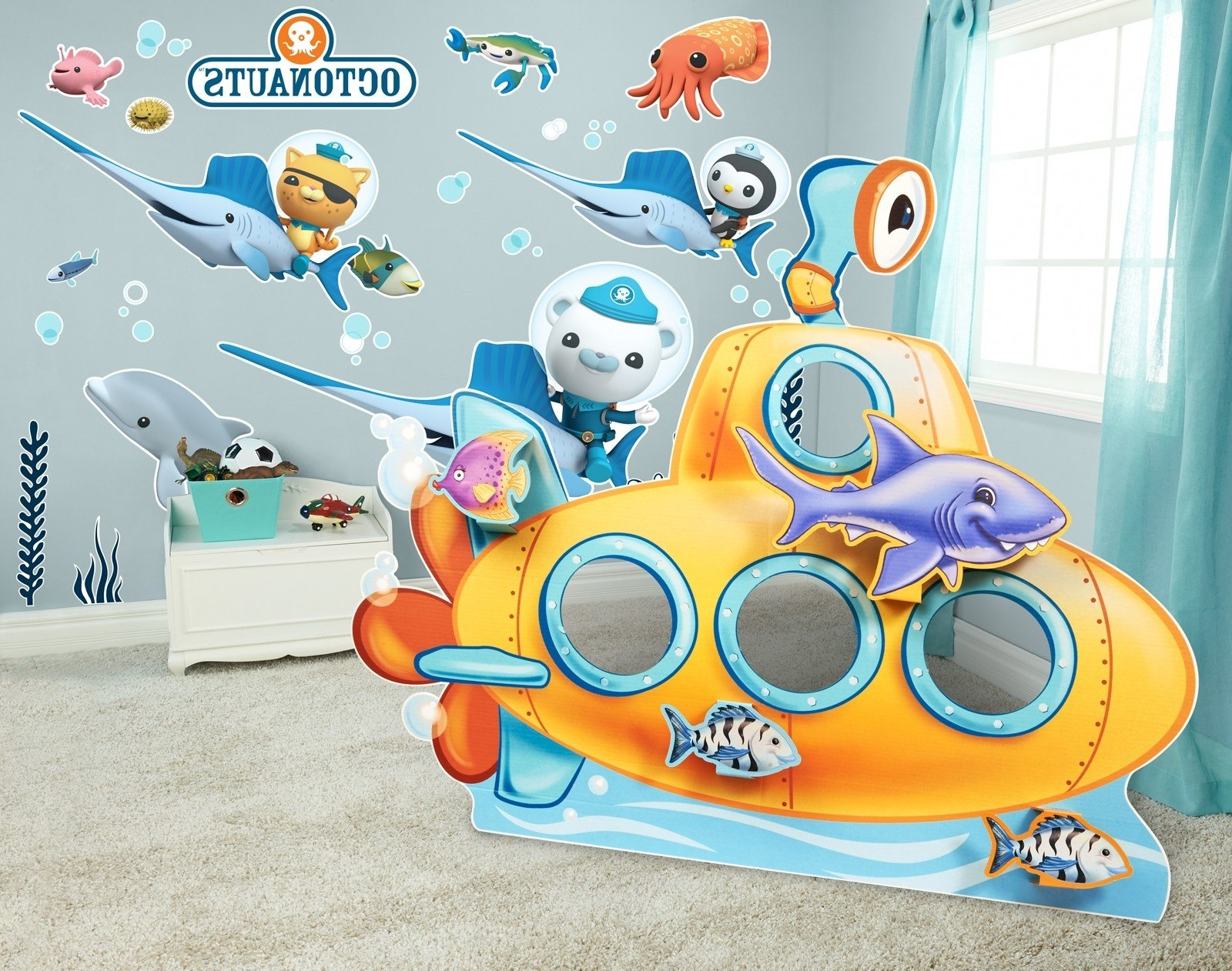 Best 15 Best Ideas Of Octonauts Wall Art With Pictures
