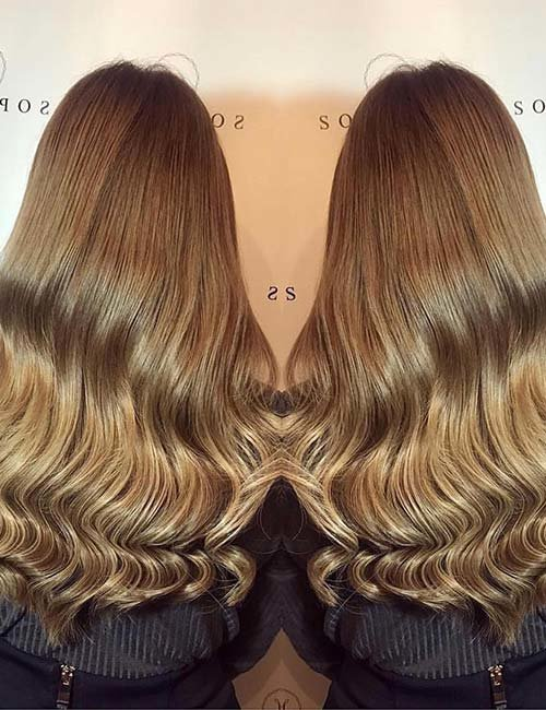 Free 20 Gorgeous Light Brown Hair Color Ideas – Blushery Wallpaper