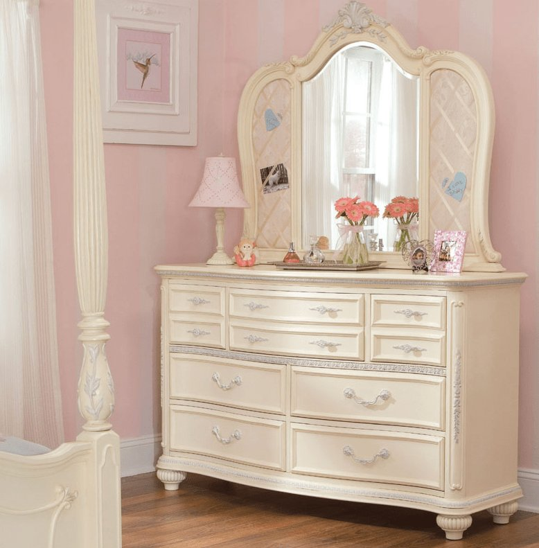 Best 7 Cute White Dressers For Girls Room Cute Furniture With Pictures