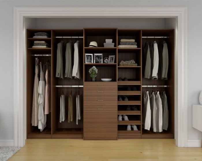 Best Custom Bedroom Closets And Closet Systems Closet World With Pictures