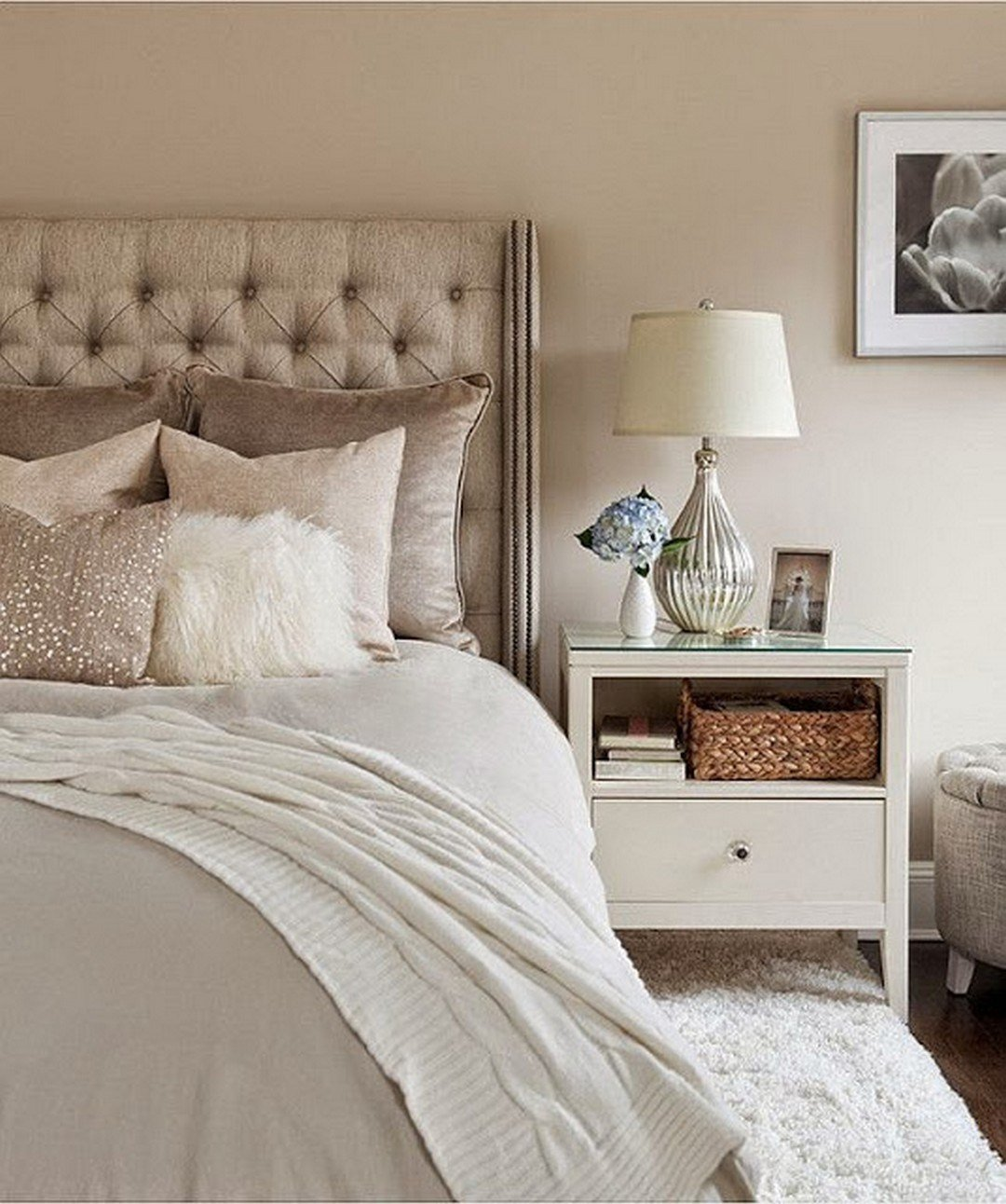 Best 15 Gorgeous Classic Feminine Glam Bedroom Ideas Decomagz With Pictures