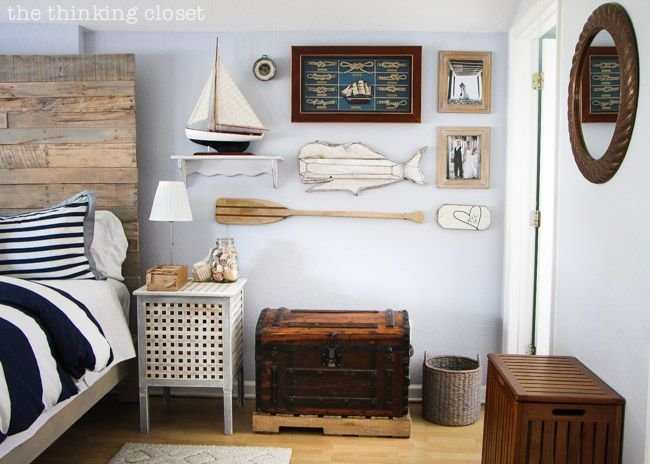 Best Nautical Decor Ideas For Bedroom Bathroom Walls With Pictures