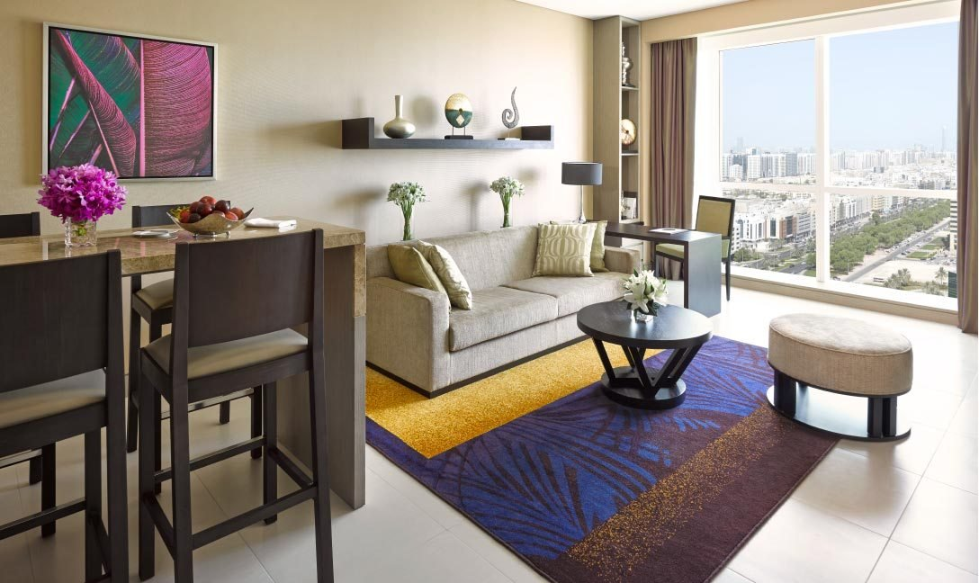 Best Residence Apartments Dusit Thani Abu Dhabi With Pictures