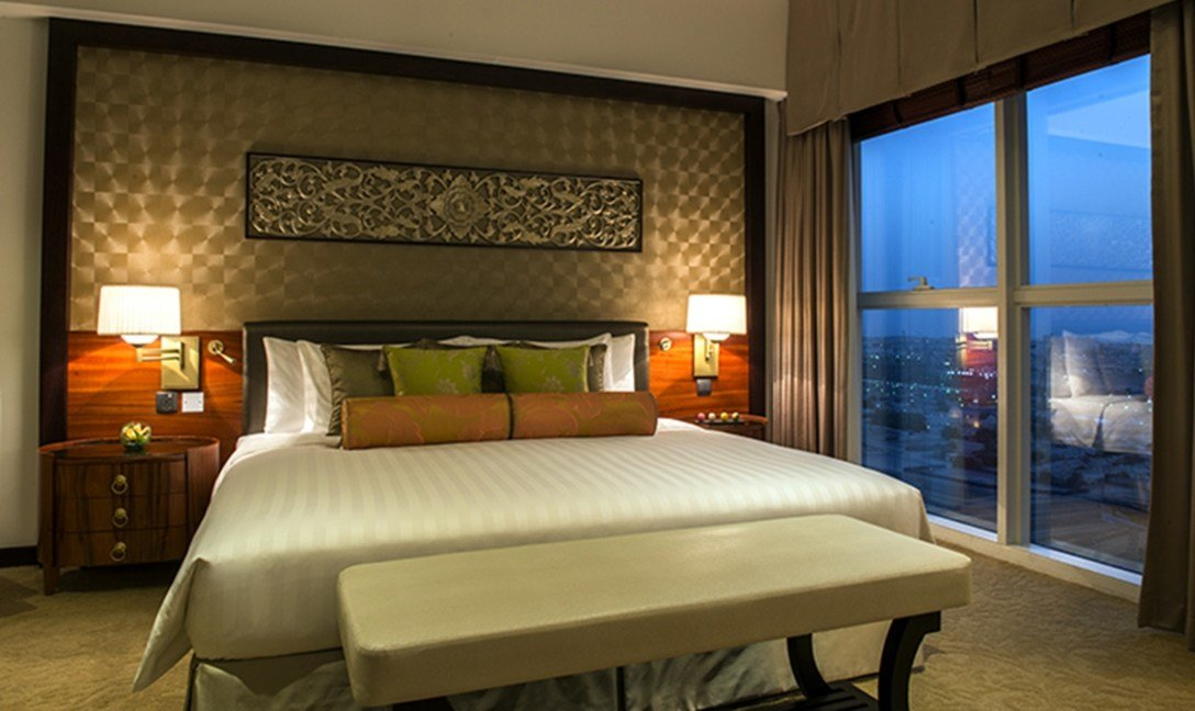 Best Two Bedroom Apartment Suite Dusit Thani Dubai With Pictures