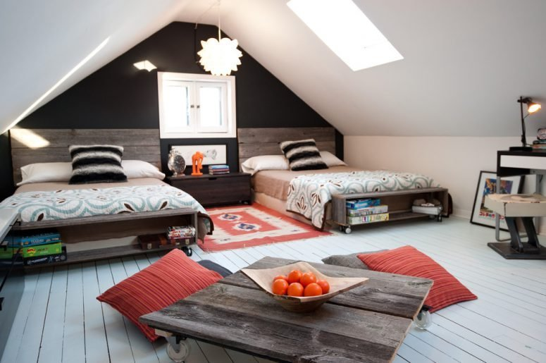 Best 45 Wonderful Shared Kids Room Ideas Digsdigs With Pictures