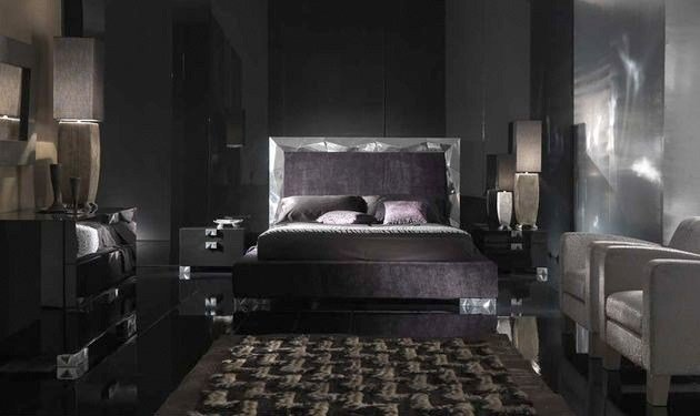 Best Alux Black Bedroom Furniture From Elite Digsdigs With Pictures