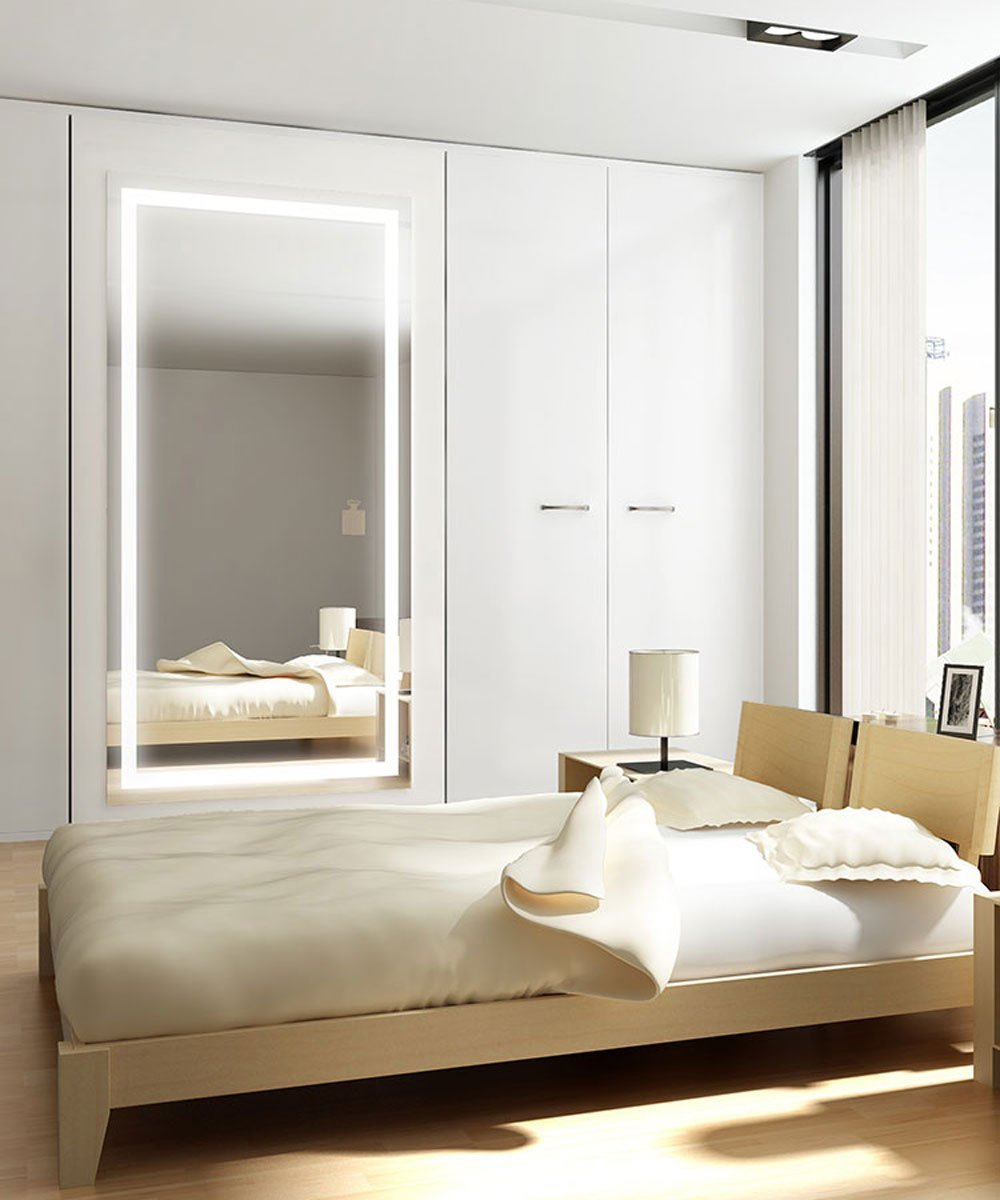 Best Integrity™ Lighted Wardrobe Mirror Electric Mirror® With Pictures