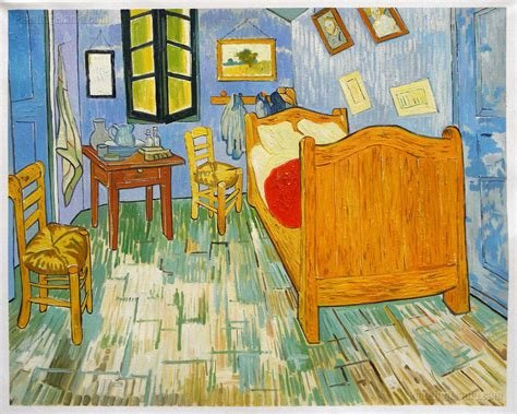 Best Vincent S Bedroom In Arles 1889 Van Gogh Painting Paintingmania Foundmyself With Pictures