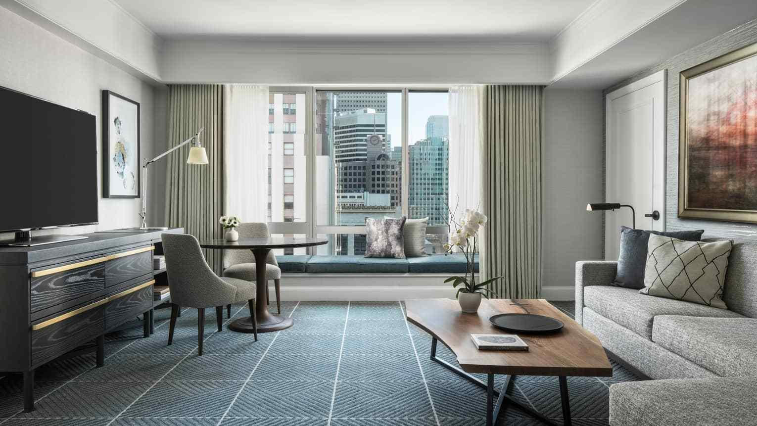 Best San Francisco Luxury Rooms Suites Four Seasons Hotel With Pictures
