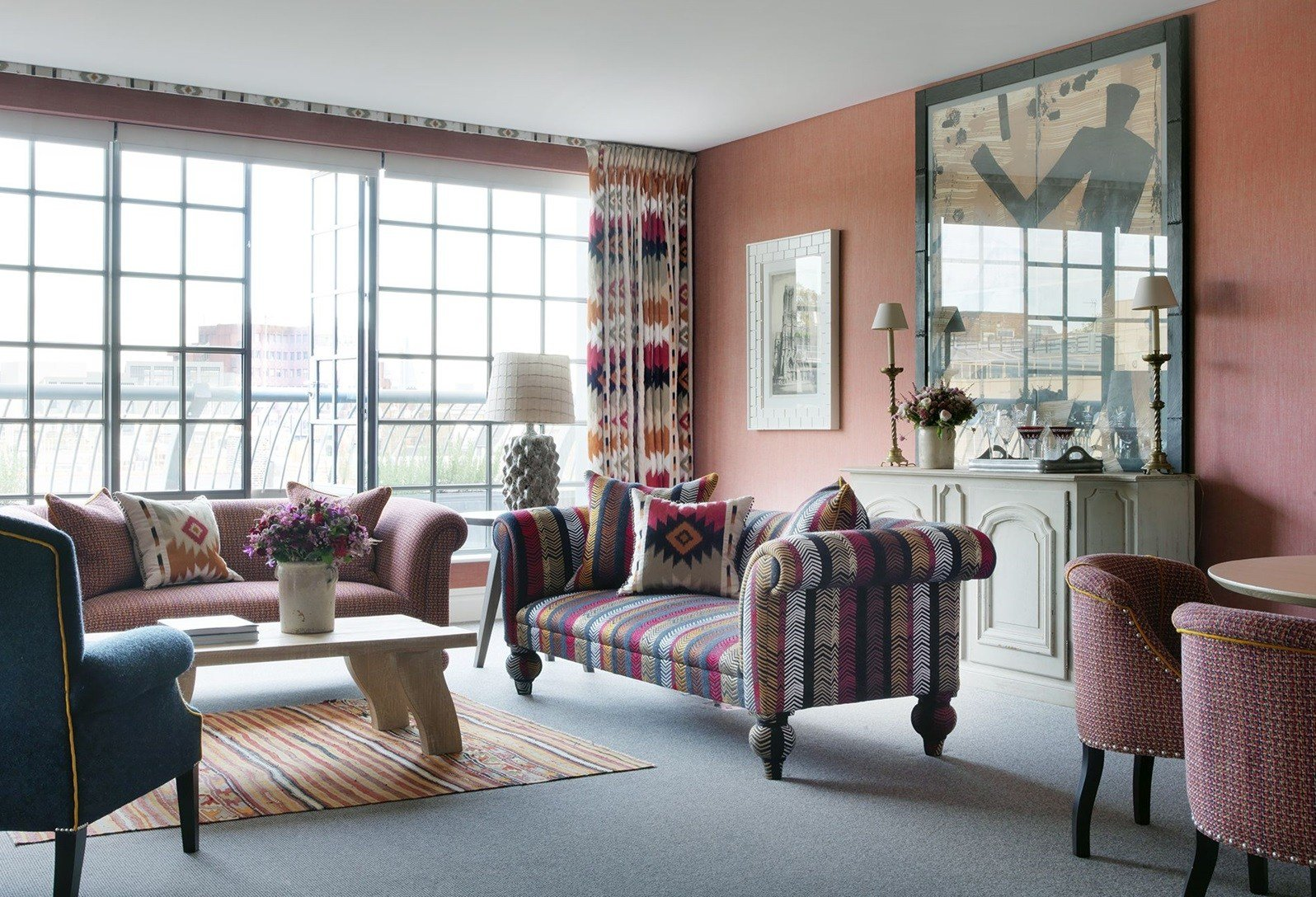 Best Firmdale Hotels Two Bedroom Soho Suite With Pictures