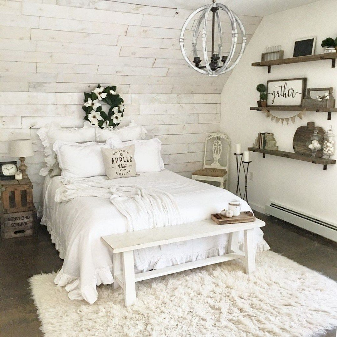 Best Gorgeous Rustic Farmhouse Bedrooms To Manage In Your With Pictures