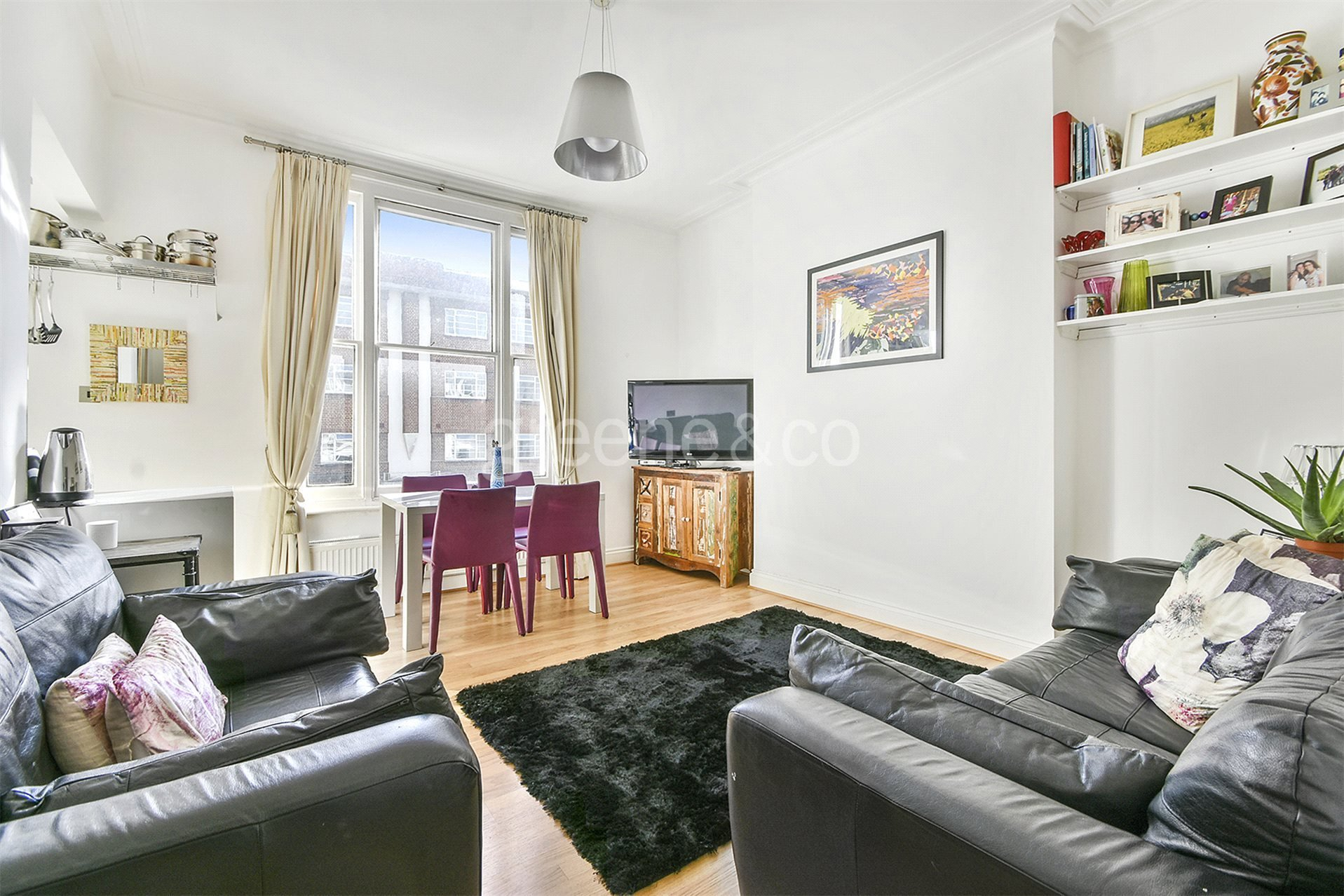 Best 1 Bedroom Apartment To Rent In Belsize Road South Hampstead London Nw6 Wel140002 Greene Co With Pictures