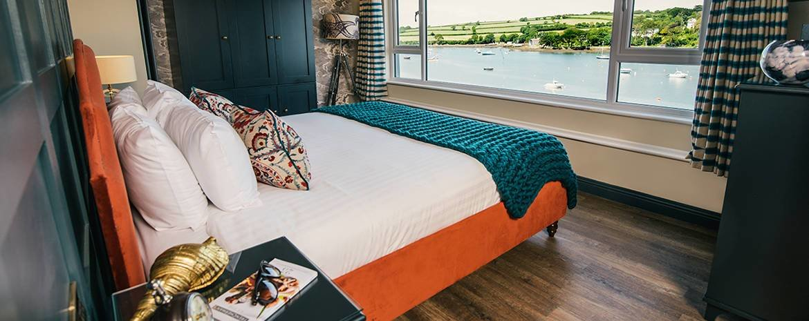 Best The Lookout Suite Luxury Hotels In Cornwall Greenbank With Pictures