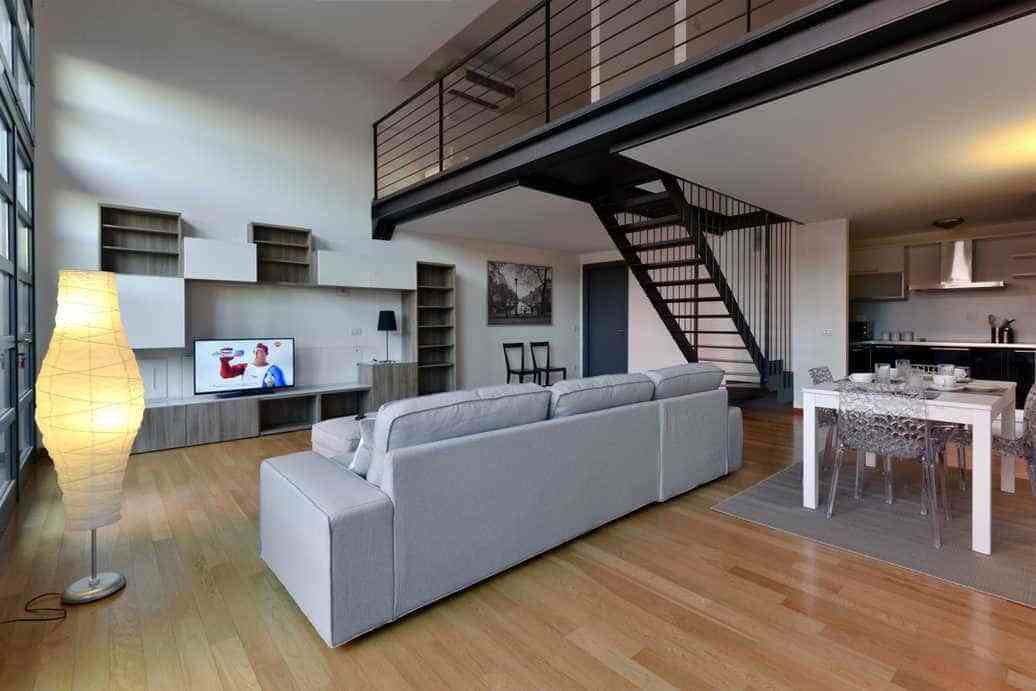 Best Garden Loft Apartment Heart Milan Apartments With Pictures