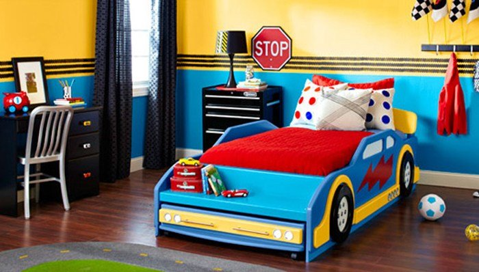 Best Race Car Bedroom Projects With Pictures