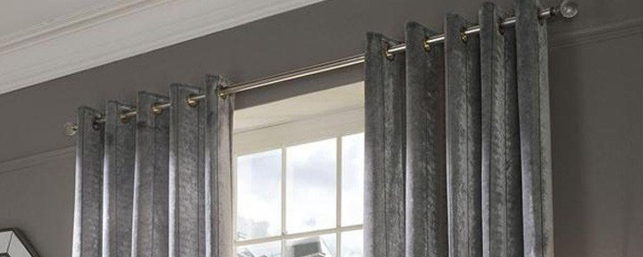Best Curtain Poles Buy Online Or Click And Collect Leekes With Pictures