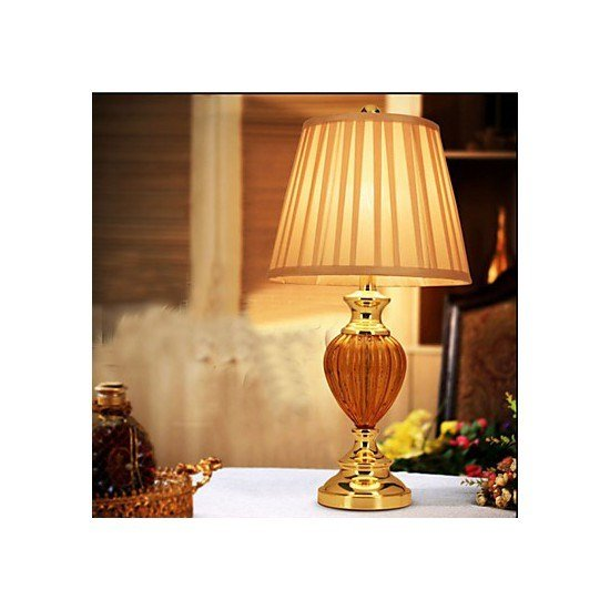 Best Simple European Style Wedding Lamp Glass Red Bedroom With Pictures