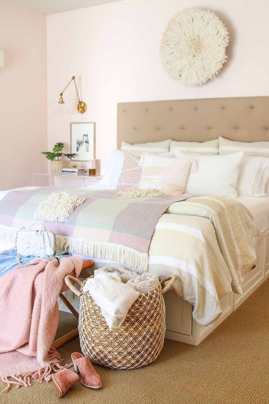 Best Beautiful Bedrooms Tour My Master Bedroom Refresh With Pictures