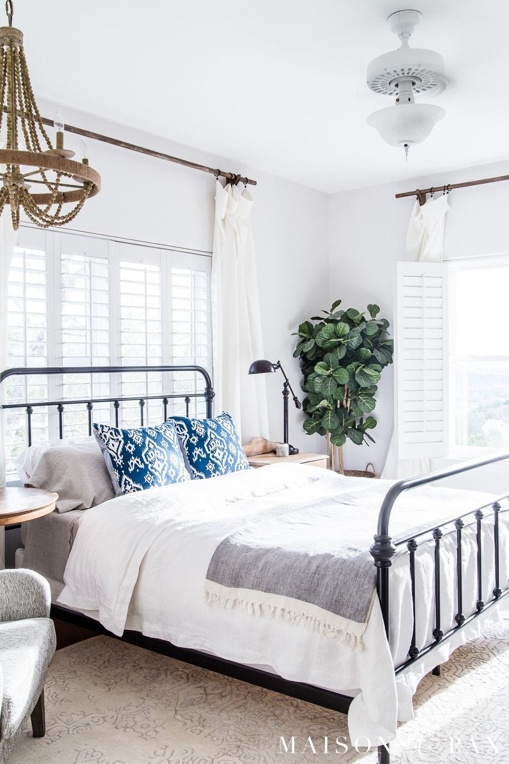 Best Simple Master Bedroom Decorating Ideas For Spring Maison With Pictures