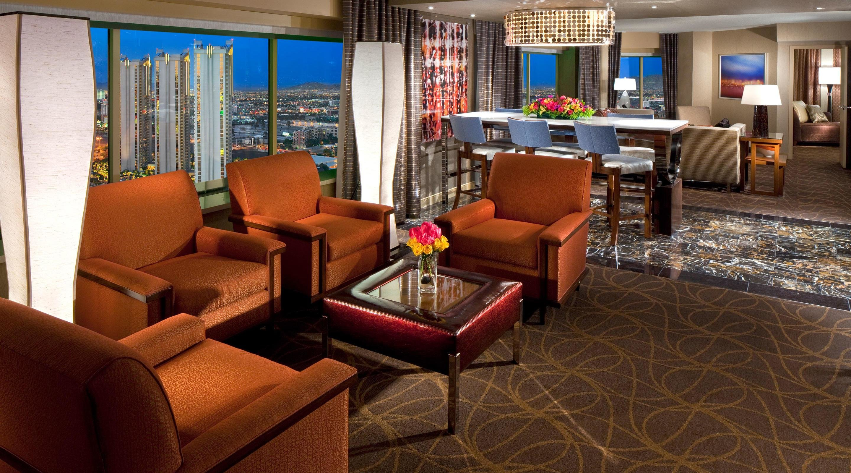 Best 2 Bedroom Marquee Suite Mgm Grand Las Vegas With Pictures