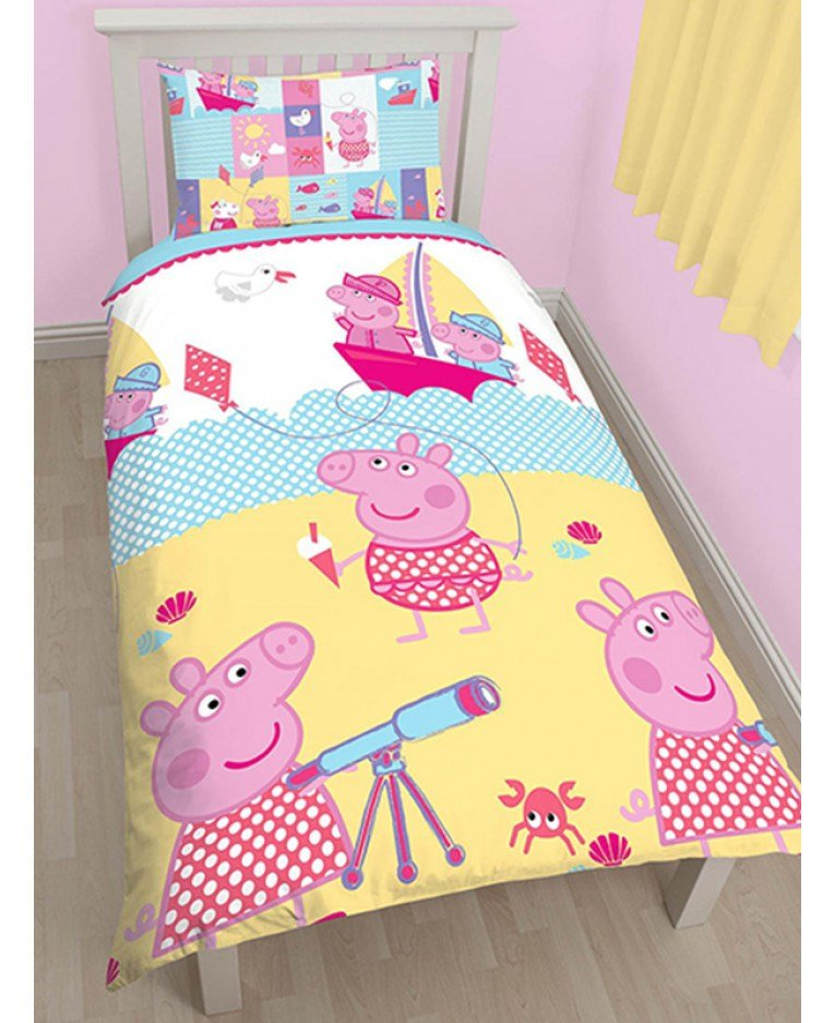 Best Peppa Pig £50 Ultimate Bedroom Makeover Kit With Pictures