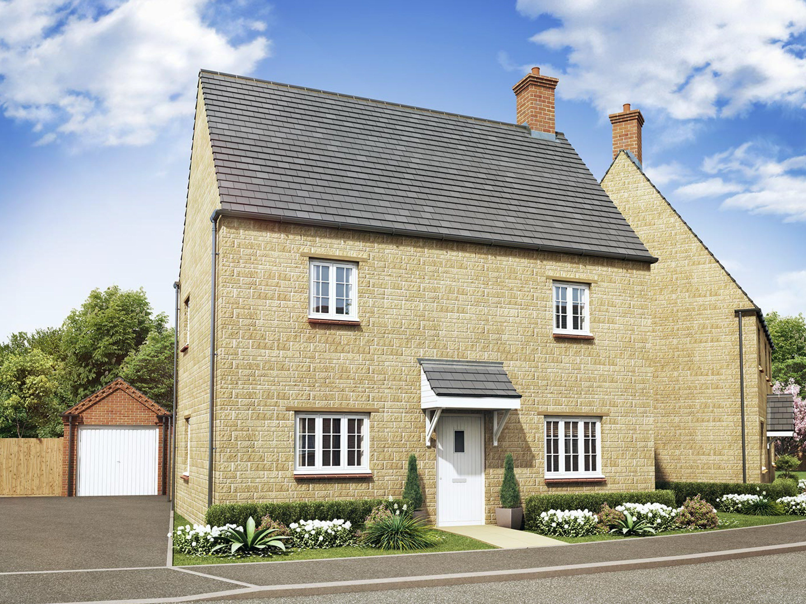Best 3 Bedroom Detached House For Sale In Northampton With Pictures