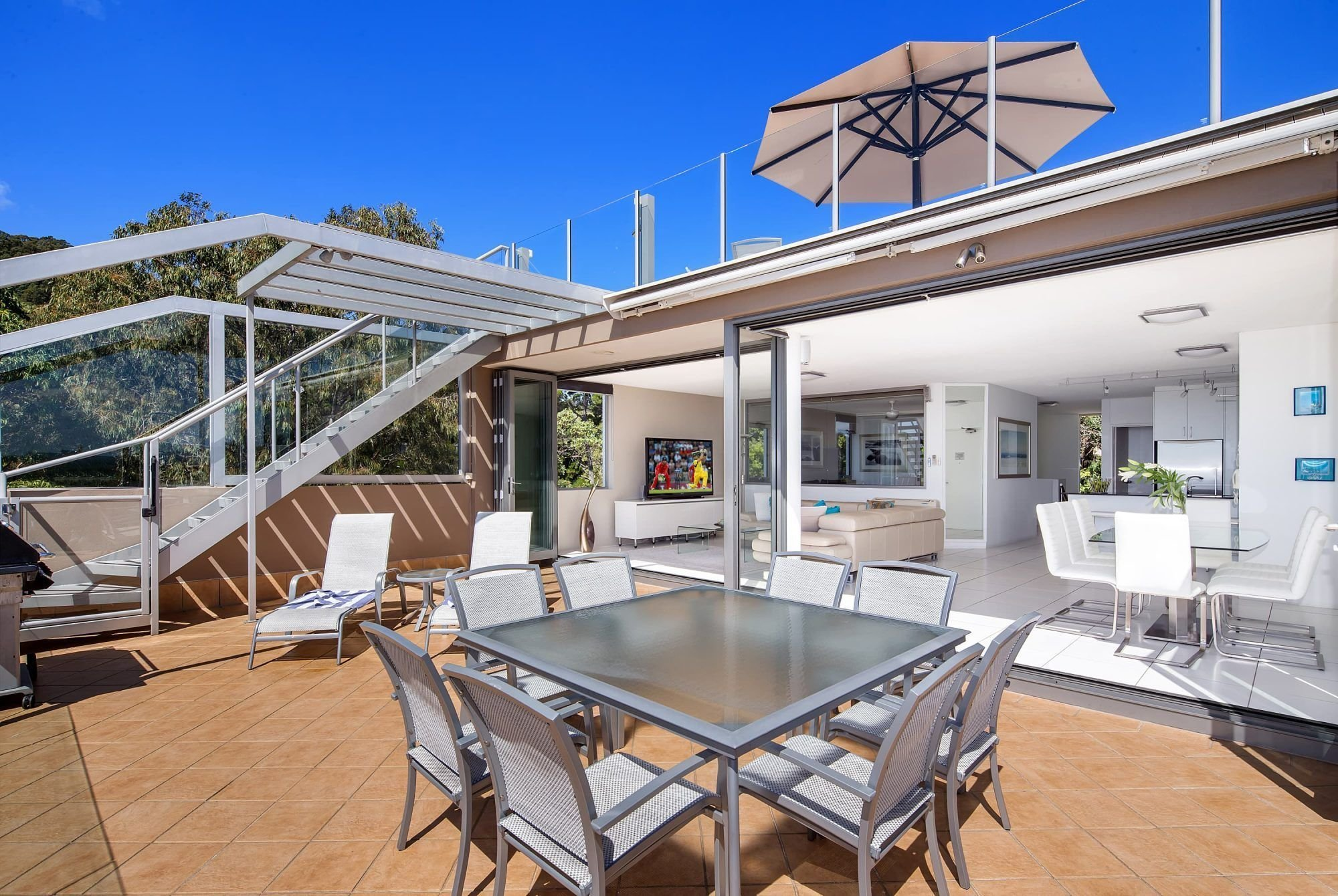 Best Noosa Luxury Accommodation Picture Point Terraces With Pictures